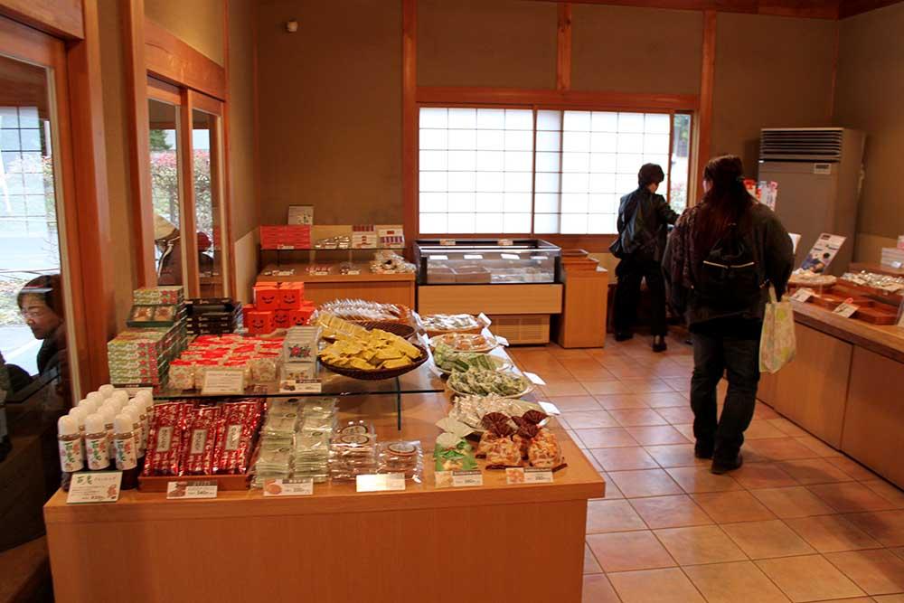 六花亭:札幌円山公園内の店舗