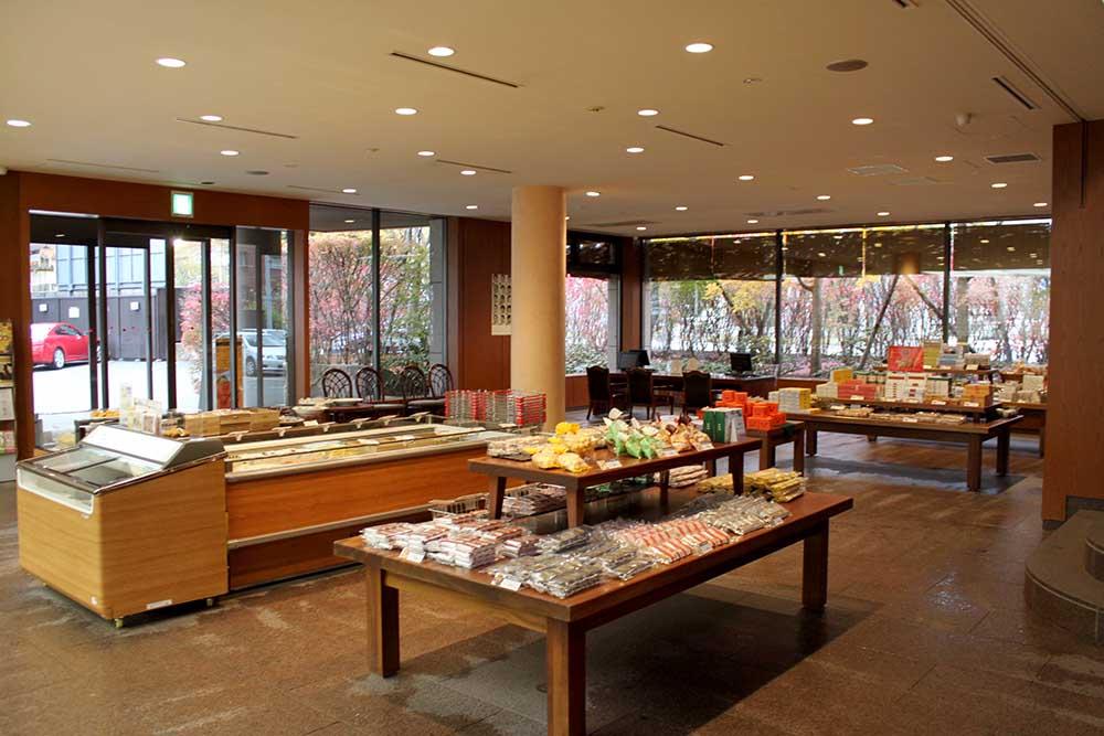 六花亭:札幌円山公園支店