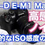 【オリンパスOM-D E-M1 Mark2】高感度ノイズ/実用的なISO感度の目安【室内物撮り編】
